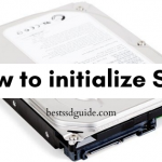 How to initialize SSD