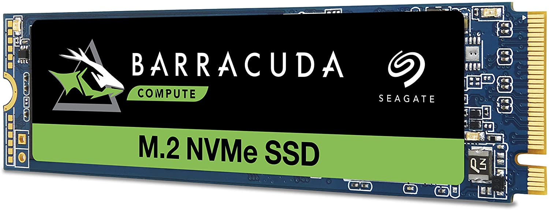 Seagate Barracuda PCIe Nvme 500GB